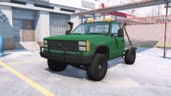 Gavril D-Series reworked tow truck para BeamNG Drive