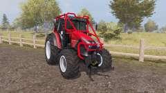 Lindner Geotrac 94 forest v1.2 para Farming Simulator 2013