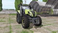 New Holland T8.435 tuning v1.3