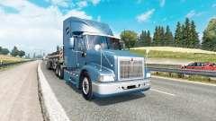 American truck traffic pack v1.4.1 para Euro Truck Simulator 2