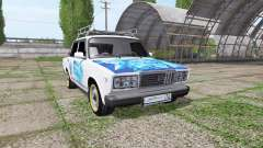 LADA Zhiguli (2107) Zenith para Farming Simulator 2017