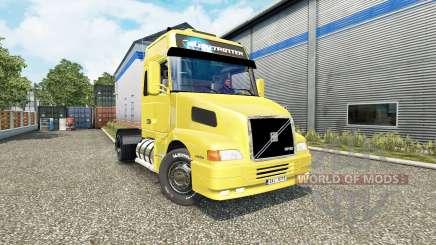 Volvo NH12 4x2 v3.2 para Euro Truck Simulator 2