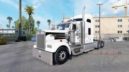 Pele de busca de Caminhões para o caminhão Kenworth W900 para American Truck Simulator