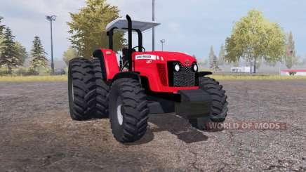 Massey Ferguson 4297 v2.0 para Farming Simulator 2013