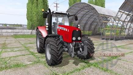 Massey Ferguson 5465 para Farming Simulator 2017