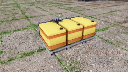 Liquid Fertilizer Tanks para Farming Simulator 2017