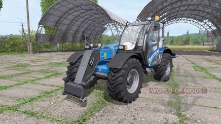 New Holland LM 7.42 back hydraulics para Farming Simulator 2017