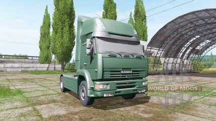 KAMAZ 5460 para Farming Simulator 2017