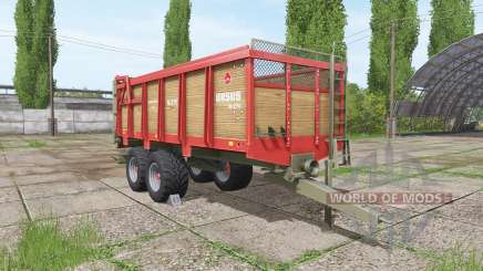 URSUS N-270 v1.1 para Farming Simulator 2017