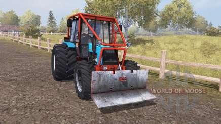 Bielorrússia MTZ 892 florestal para Farming Simulator 2013