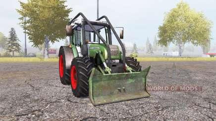 Fendt 209 S forest v1.32 para Farming Simulator 2013