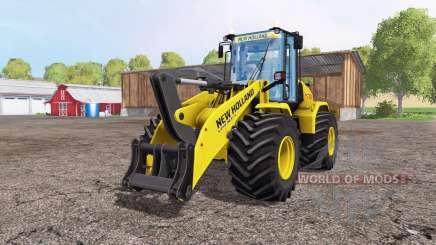 New Holland W170C para Farming Simulator 2015