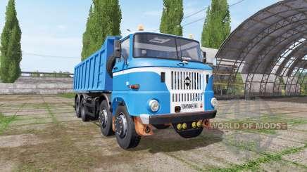 IFA W50 LA 8x4 para Farming Simulator 2017