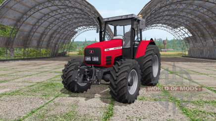 Massey Ferguson 6290 v1.1 para Farming Simulator 2017