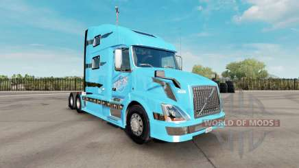 Pele TFX Internacional para o caminhão Volvo 780 VNL para American Truck Simulator