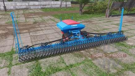 LEMKEN Solitair 12 multi-seeder v1.17 para Farming Simulator 2017