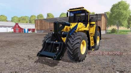 Volvo L180F v5.0 para Farming Simulator 2015