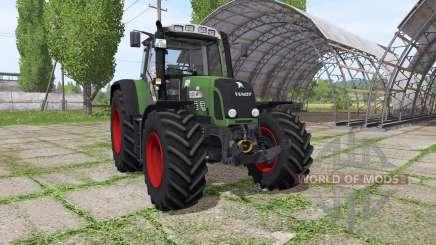Fendt 820 Vario TMS dynamic hoses v1.1 para Farming Simulator 2017