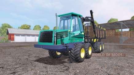John Deere 1110D v1.1 para Farming Simulator 2015