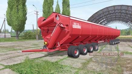 Bromar MBT 150 v1.1 para Farming Simulator 2017