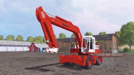 Poclain 90B para Farming Simulator 2015