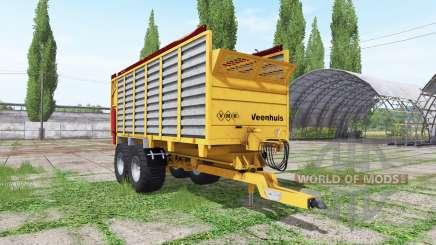 Veenhuis W400 v1.1.1 para Farming Simulator 2017