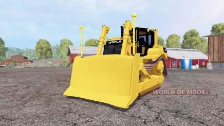 Caterpillar D7R v1.1 para Farming Simulator 2015