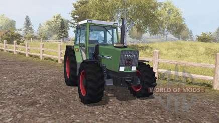 Fendt Farmer 306 LS Turbomatik v3.0 para Farming Simulator 2013