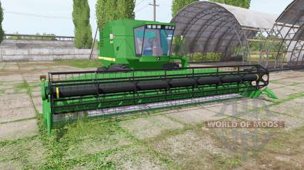 John Deere 9610 v2.0 para Farming Simulator 2017