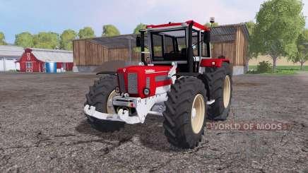Schluter Super 1500 TVL front loader para Farming Simulator 2015