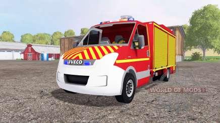 Iveco Daily VSR para Farming Simulator 2015