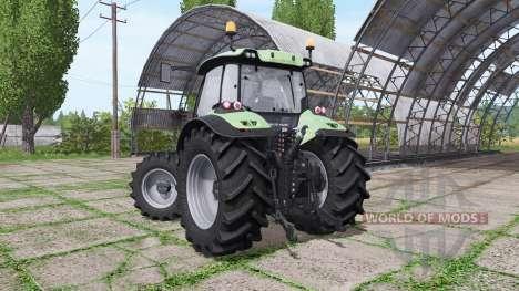 Deutz-Fahr 5110 TTV v1.1 para Farming Simulator 2017