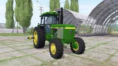 John Deere 4640 v1.1 para Farming Simulator 2017