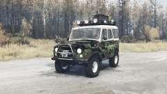 UAZ 469 Troféu
