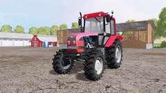 Bielorrússia 1025.3 para Farming Simulator 2015