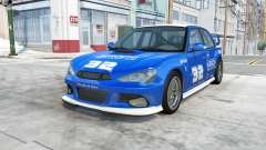 Hirochi Sunburst touring car para BeamNG Drive