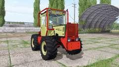 Mercedes-Benz Trac 900 Turbo forest para Farming Simulator 2017