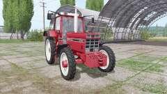 International Harvester 1255 XL narrow wheels para Farming Simulator 2017