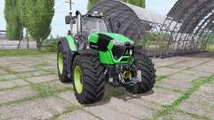 Deutz-Fahr Agrotron 9340 TTV green design v1.1