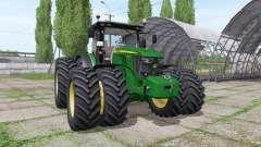 John Deere 6230R para Farming Simulator 2017