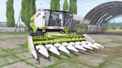 CLAAS Lexion 760 stage iv para Farming Simulator 2017