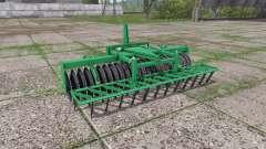 Kerner FPcw 6530 para Farming Simulator 2017