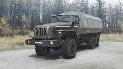 Ural 4320-1110-41 para MudRunner