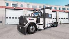 Início de Xmass pele para o caminhão Peterbilt 3