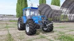 Hurlimann H-488 big wheels v1.17 para Farming Simulator 2017