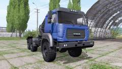 Ural 44202-3511-82M para Farming Simulator 2017