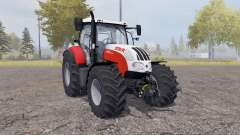 Steyr 6160 CVT v2.0 para Farming Simulator 2013