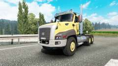 Caterpillar CT660 v2.1 para Euro Truck Simulator 2