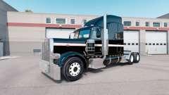 Pele Metalizado Paintable para o caminhão Peterb