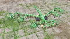 Krone Swadro 2000 multicolor para Farming Simulator 2017